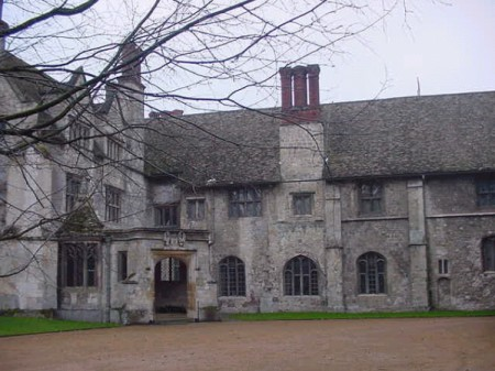Anglesey Abbey     House